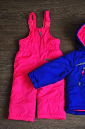Дитячий комбінезон Carters куртка і штани, розмір 18 місяців, ріст 76 - 81 см, в. Тернополь, Тернопольская область. фото 13
