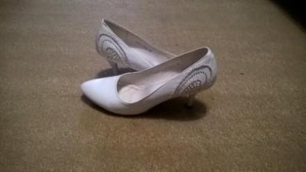 туфли свадебные. Белая Церковь. фото 1