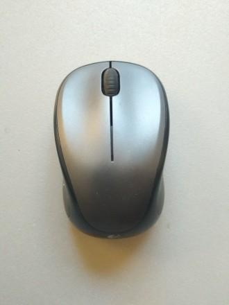 Описание Мышь Logitech M235 Wireless Black (910-002201) Вы непременно оцените к. Луцк, Волынская область. фото 3