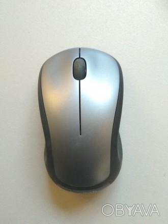 Описание Мышь Logitech M310 Wireless Silver (910-003986) Благодаря эргономичной. Луцк, Волынская область. фото 1
