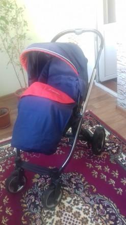 детская коляска. Энергодар. фото 1