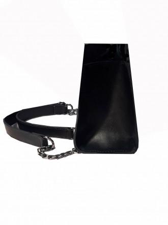 Эта сумка небольшого размера из качественного кожзама станет востребованным луко. Запорожье, Запорожская область. фото 5