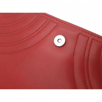 Маленькая стеганная сумка GG Marmont - является репликой известного итальянского. Запорожье, Запорожская область. фото 6