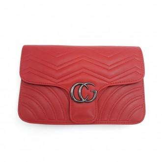 Маленькая стеганная сумка GG Marmont - является репликой известного итальянского. Запорожье, Запорожская область. фото 8