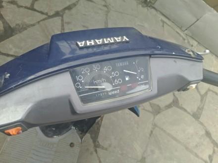 Yamaha MINT 1YU, cc 49,9, Япония Года выпуска этой модели были с 1986 по 1997 т. Змиев, Харьковская область. фото 6