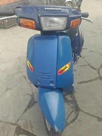 Yamaha MINT 1YU, cc 49,9, Япония Года выпуска этой модели были с 1986 по 1997 т. Змиев, Харьковская область. фото 2