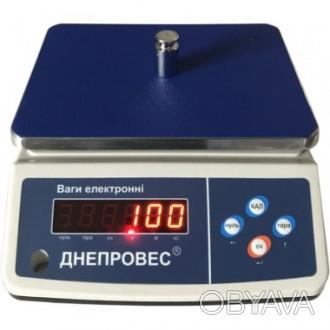 Весы фасовочные Днепровес ВТД-ФД