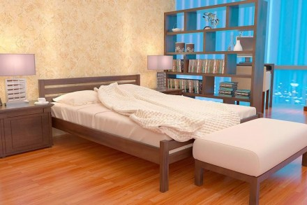 Кровать деревянная Престиж. Белая Церковь. фото 1