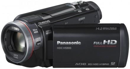 Видеокамера Panasonic HDC-HS900. Моршин. фото 1