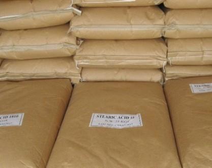 Стеарин тугоплавкий (60 градусов) стеарин представляет собой твердый продукт в . Днепр, Днепропетровская область. фото 3