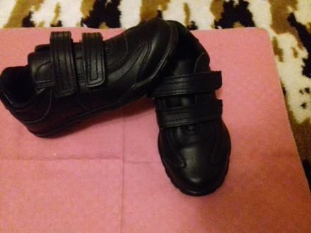 Нові шкіряні кросівки для хлопця ,30 р. Німецького виробництва, куплені в Німечч. Львов, Львовская область. фото 2
