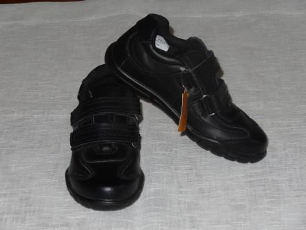 Нові шкіряні кросівки для хлопця ,30 р. Німецького виробництва, куплені в Німечч. Львов, Львовская область. фото 3