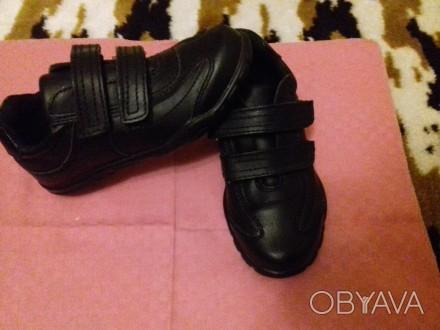 Нові шкіряні кросівки для хлопця ,30 р. Німецького виробництва, куплені в Німечч. Львов, Львовская область. фото 1