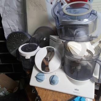 Кухонный комбайн Braun Multiquick 5 K700 - это универсальный помощник на кухне, . Киев, Киевская область. фото 3