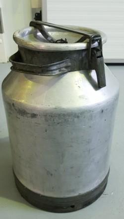 Бидоны для меда, алюминиевые, 40 литров. Киев. фото 1