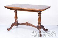 Стол деревянный раздвижной Дуэт. Чернигов. фото 1