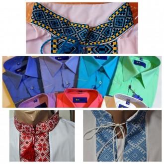 Рубашка від 170грн,сорочка шкiльна,бабочка,жилетка,брюки, пиджаки,сарафаны,школ. Киев, Киевская область. фото 12
