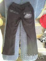 Продам новые штанишки на девочку на меху (бирка есть, но ребено оторвал), украше. Киев, Киевская область. фото 3