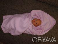 Одеяло - плед для детей трикотажное ТМ Смил. Белая Церковь. фото 1