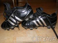 Продаю детские бутсы adiNova adidas, оригинал, размер 29, цвет черный. Стельки н. Киев, Киевская область. фото 5
