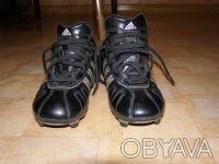 Продаю детские бутсы adiNova adidas, оригинал, размер 29, цвет черный. Стельки н. Киев, Киевская область. фото 3