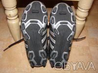 Продаю детские бутсы adiNova adidas, оригинал, размер 29, цвет черный. Стельки н. Киев, Киевская область. фото 9