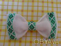 Продам бабочки для мальчиков ручной работы. Есть оформлены ручной вышивкой и уже. Киев, Киевская область. фото 3