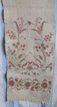 Домотканый старинный рушник.. Киев. фото 1