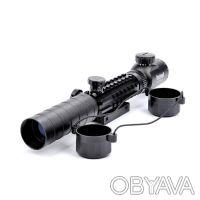 Оптический прицел 3-9x32 переменной кратности Bushnell ударопрочный. Киев. фото 1