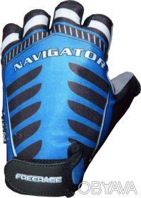Велосипедные перчатки FreeRide NAVIGATOR 1007. Киев. фото 1