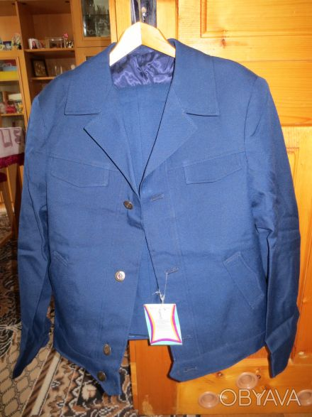 Нова якісна шкільна форма темно синього кольору для хлопчика старшого шкільного . Тернопіль, Тернопільська область. фото 1