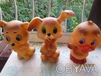 М'які іграшки різні (7 різновидів) ціною 35 грн. (фото 3) та 45 грн. (фото 2,4,5. Тернополь, Тернопольская область. фото 3