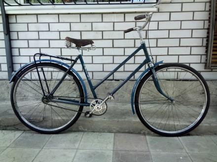 Велосипед ЗИФ 1963г.в. Днепр. фото 1