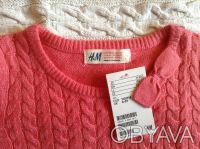 Продаю новый с бирками очень красивый свитерок известной шведской фирмы H&M для. Киев, Киевская область. фото 3