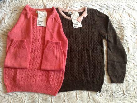 Продаю новый с бирками очень красивый свитерок известной шведской фирмы H&M для. Киев, Киевская область. фото 1