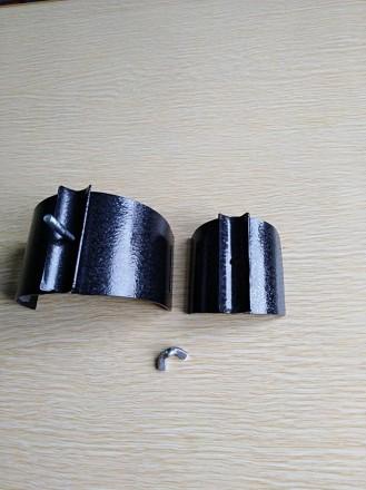 Новые металлические подлакотники, Подходят для приборов Garrett ACE/AT PRO/AT G. Запорожье, Запорожская область. фото 5