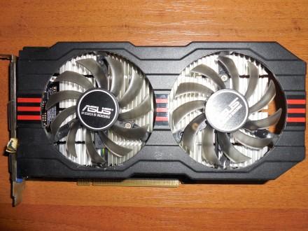 ASUS GeForce GTX750 Ti 2Gb DDR5 Refurbished есть опт. Белая Церковь. фото 1