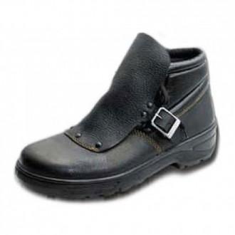 ботинки юфтевые сварщика с МП. Киев. фото 1