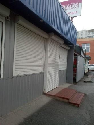 оренда магазину 30 кв.м. на Таращанському. Белая Церковь. фото 1