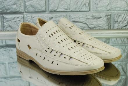 Мужские летние туфли. Киев. фото 1
