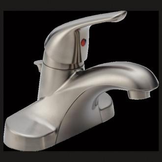 Delta B510LF-SSPPU Смеситель для ванной комнаты, нержавеющая сталь. Чернигов. фото 1