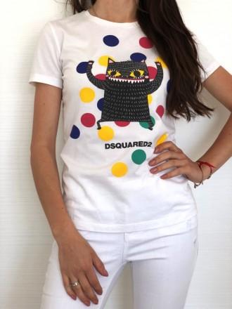 футболка dsquared. Дніпро. фото 1