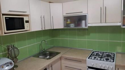 Продается 1-к квартира улучшенной планировки, в отличном состоянии. Черкассы. фото 1