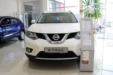 Nissan X-Trail 2.5 AT LE Style & Navi 4x4. Киев. фото 1