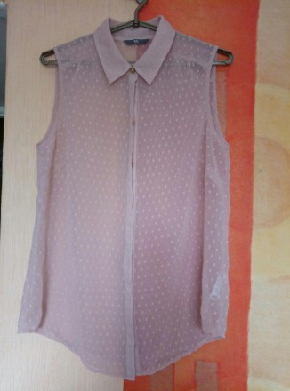 Блуза шифоновая. Запорожье. фото 1