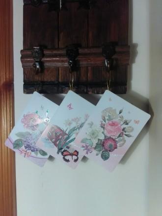 Открытка миниатюрная книжечка с полями для заполнения. На любой праздник.. Одесса. фото 1