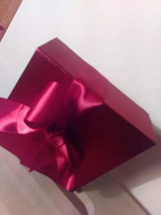 Упаковка подарков коробочка. Одесса. фото 1