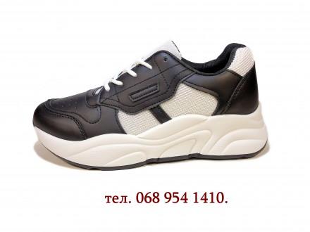 40adfe3d7 Кроссовки женские, черные, на платформе в сетку, для бега. Размер 35-40.