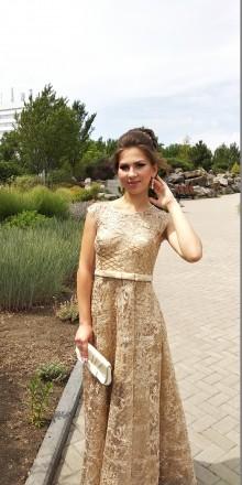 Платье на выпускной. Донецк. фото 1