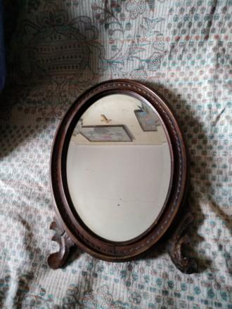 Старинное зеркало. Одесса. фото 1
